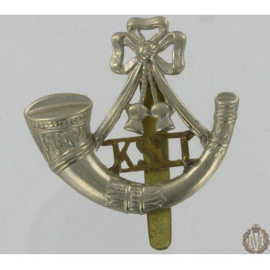 1A/020 - Kings Shropshire Light Infantry KSLI Regiment Cap Badge