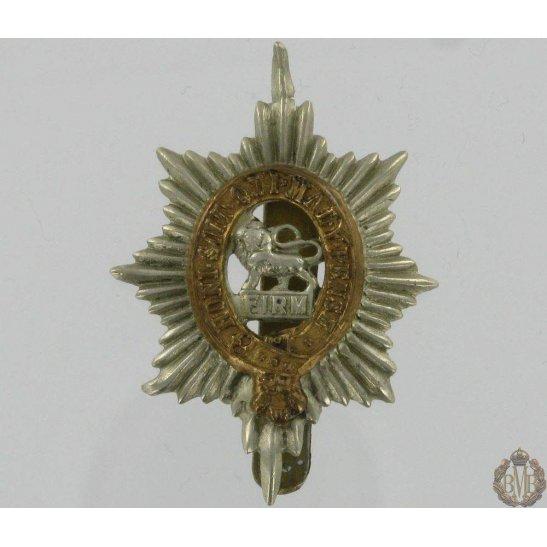 1A/023 - Worcestershire Regiment Cap Badge