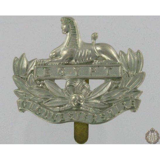 1A/025 - The Gloucestershire Regiment Cap Badge - Gloucester