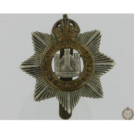 1A/026 - The Devonshire Regiment Cap Badge - Devon