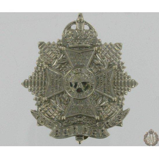 1A/029 - The Border Regiment Cap Badge