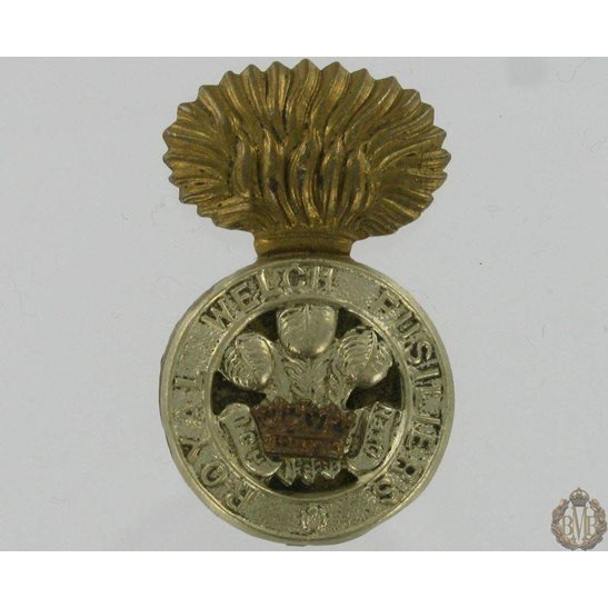1A/050 - Royal Welch Fusiliers Regiment Cap Badge