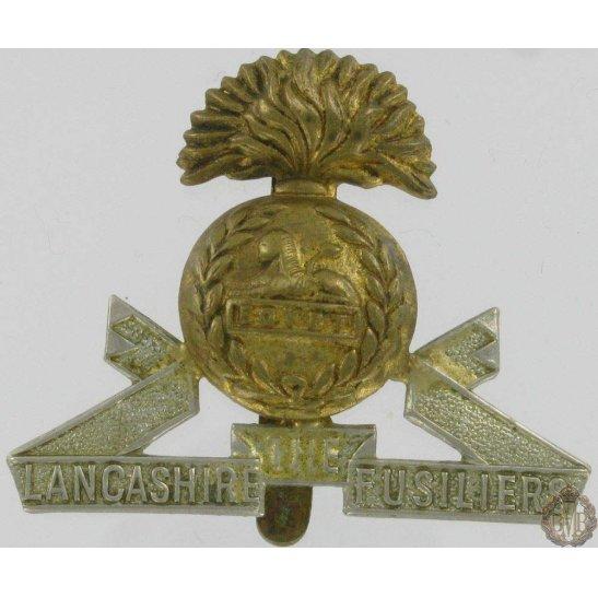 1A/059 - Lancashire Fusiliers Regiment Cap Badge