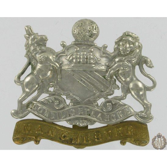 1A/061 - The Manchester Regiment Cap Badge