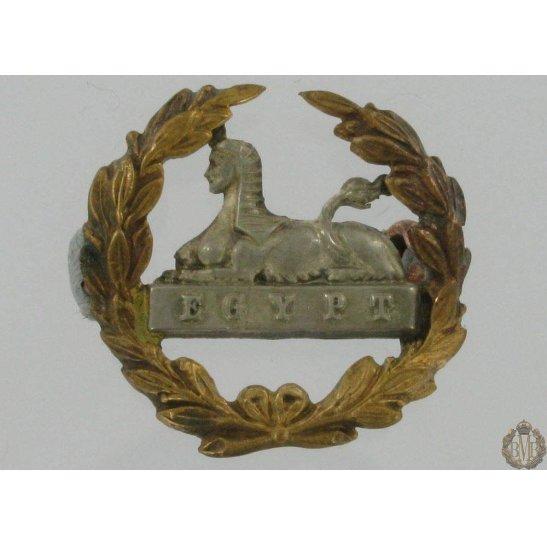 1A/079 - The Gloucestershire Regiment REAR / BACK Cap Badge