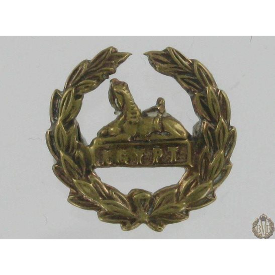 1A/092 - The Gloucestershire Regiment REAR / BACK Cap Badge