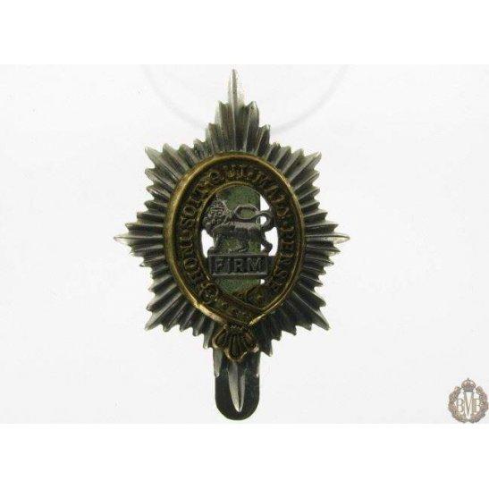 1B/012 - Worcestershire Regiment Cap Badge