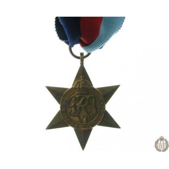 1B/046 - WW2 1939 - 1945 Star Medal