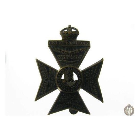 1B/057 - Kings Royal Rifle Corps KRRC Regiment Cap Badge