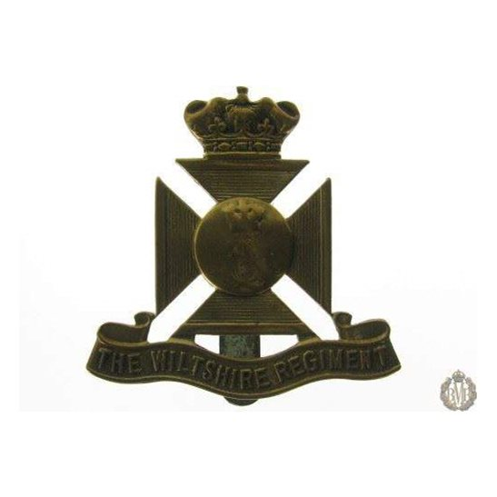 1B/058 - The Wiltshire Regiment Cap Badge