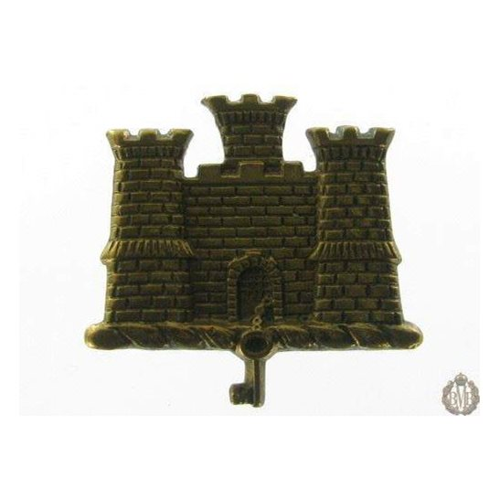 1B/061 - The Suffolk Regiment Collar Badge