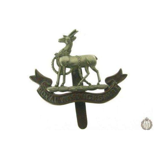 1C/007 - Royal Warwickshire Regiment Cap Badge