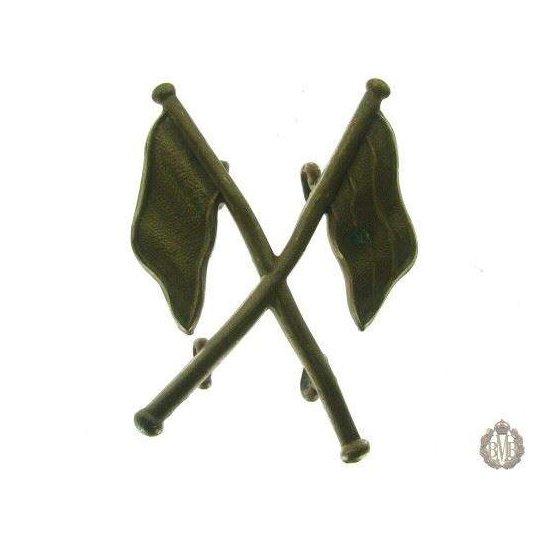 1C/021 - Signaller / Signals Trade Arm Badge