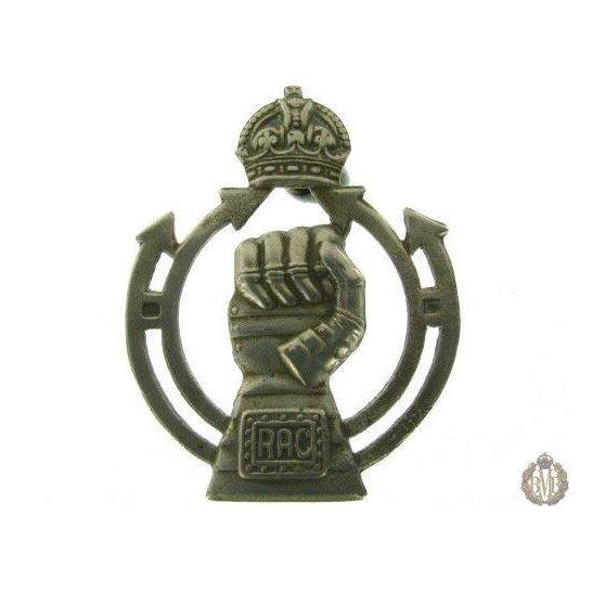 1C/029 - Royal Armoured Corps RAC Cap Badge