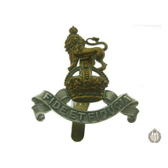 1C/031 - Royal Army Pay Corps RAPC Cap Badge