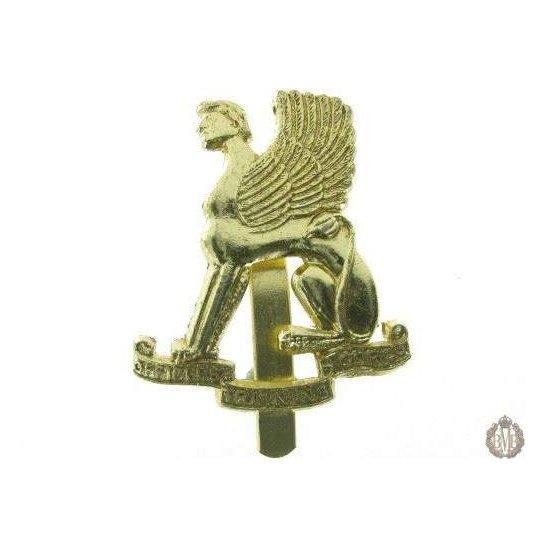 1C/040 - Officers Training Corps OTC Staybright Cap Badge