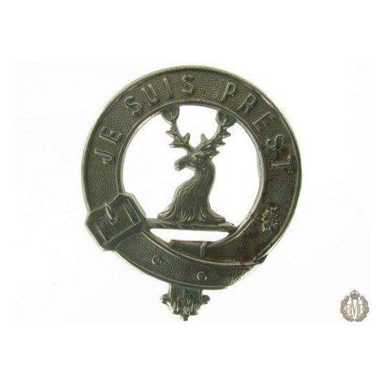 1D/003 - The Lovat Scouts Yeomanry Regiment Cap Badge