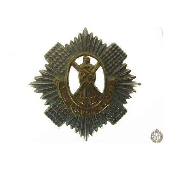 1D/005 - The Royal Scots Regiment Cap Badge