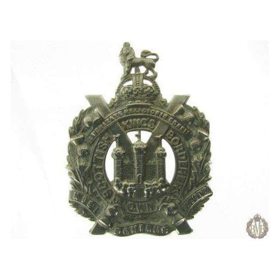 1D/007 - Kings Own Scottish Borderers Regiment KOSB Cap Badge