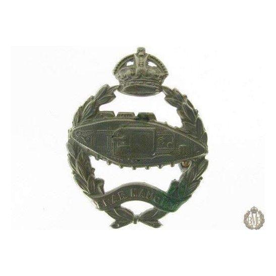 1D/010 - Royal Tank Regiment / Corps Cap Badge