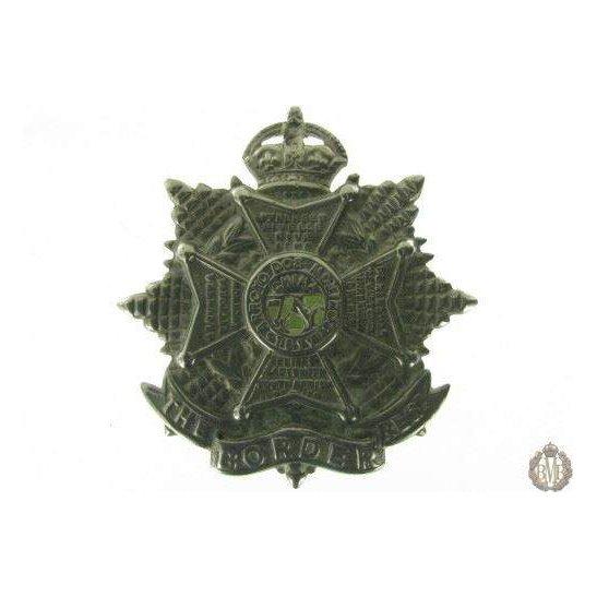 1D/017 - The Border Regiment Cap Badge