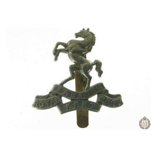 1D/019 - Royal West Kent RWK Regiment Cap Badge