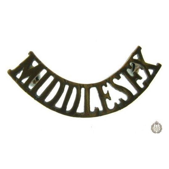 1E/005 - The Middlesex Regiment Shoulder Title