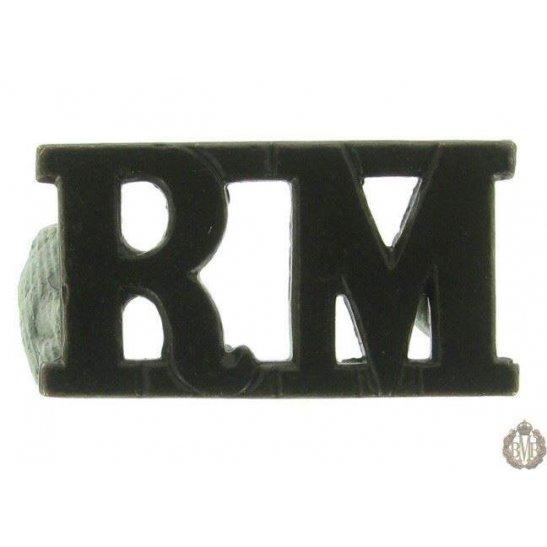 1F/133 - Royal Marines RM Shoulder Title