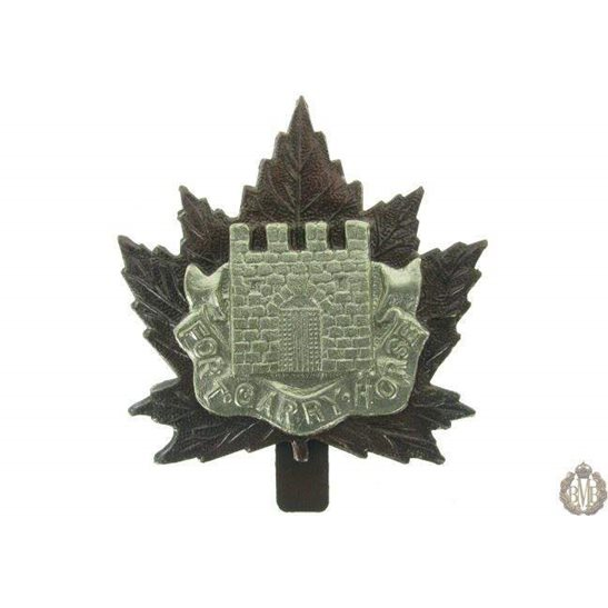 1G/006 - Fort Garry Horse Canadian Regiment Cap Badge