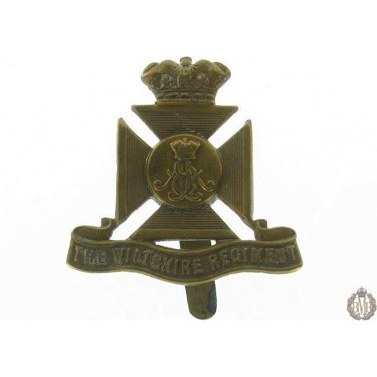 1I/005 - The Wiltshire Regiment Cap Badge