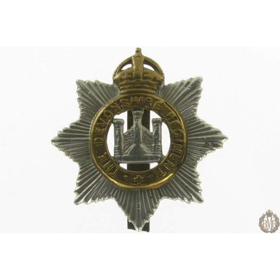 additional image for 1I/006 - The Manchester Regiment Cap Badge