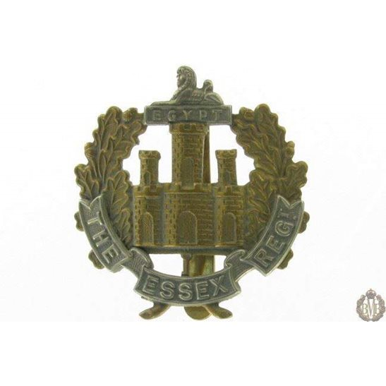 1I/009 - The Essex Regiment Cap Badge