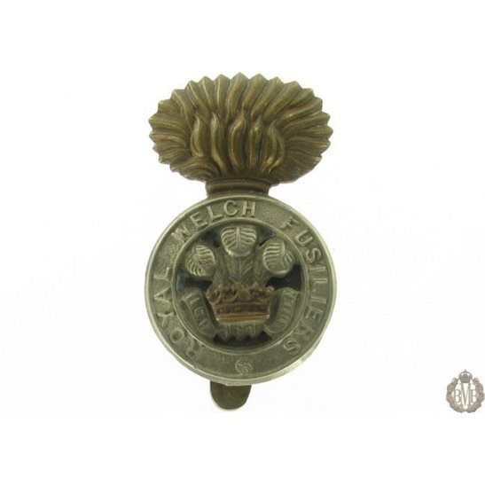 1I/011 - Royal Welch / Welsh Fusiliers RWF Regiment Cap Badge