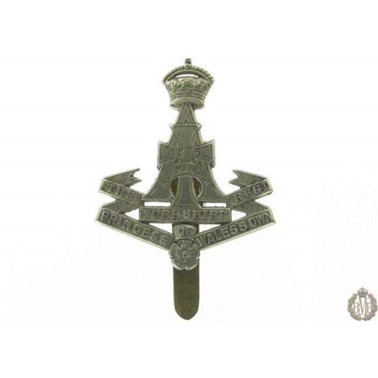 "1I/013 - The Yorkshire ""Green Howards"" Regiment Cap Badge"