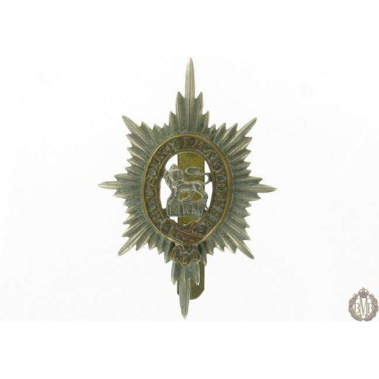 1I/016 - The Worcestershire Regiment Collar Badge