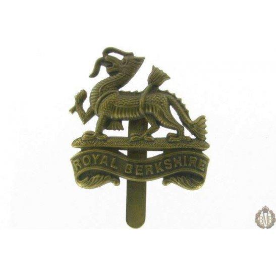 1I/023 - Royal Berkshire Regiment Cap Badge
