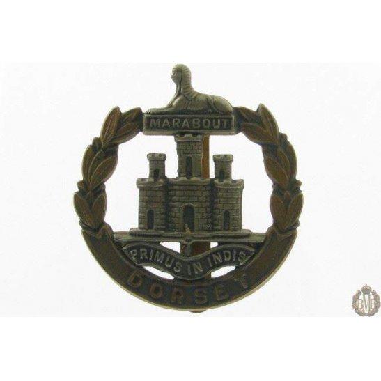 1I/042 - Dorsetshire Regiment Cap Badge - Dorset