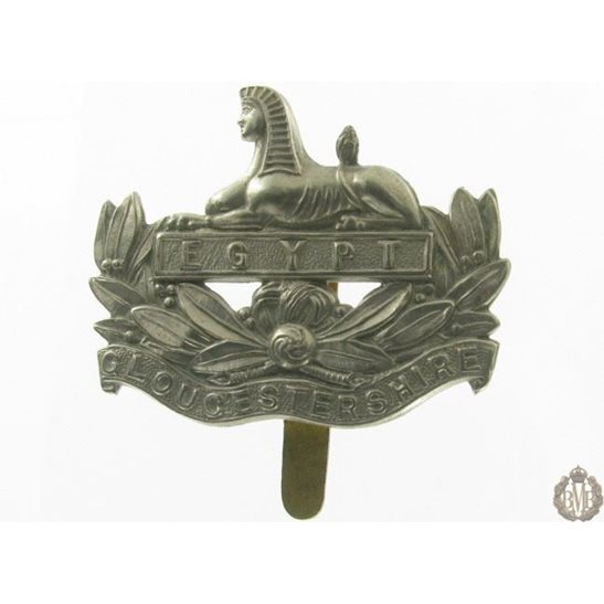 1I/049 - The Gloucestershire Regiment Cap Badge - Gloucester