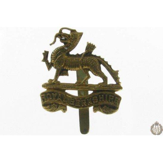 1I/057 - Royal Berkshire Regiment Cap Badge