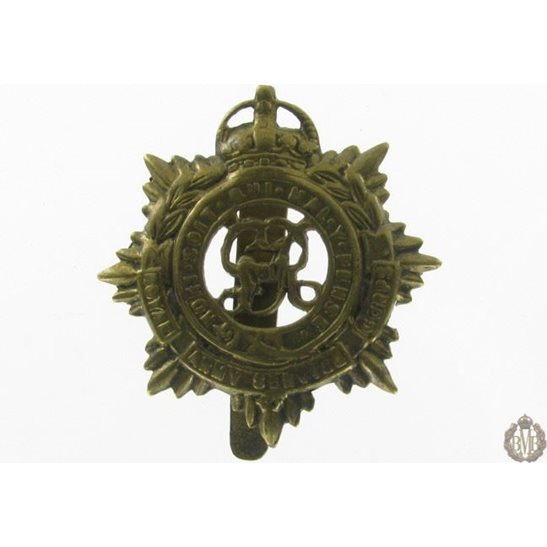 1I/083 - Royal Army Service Corps RASC Cap Badge