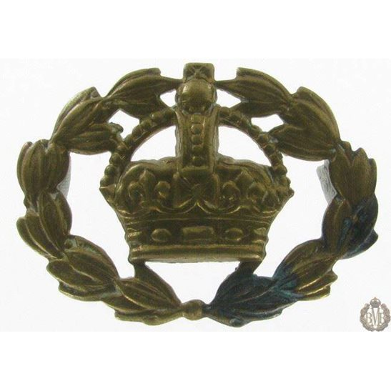 1I/101 - Warrant Officer's Arm / Sleeve Cap Badge