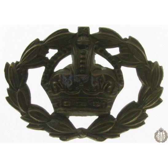 1I/109 - Warrant Officer's Arm / Sleeve Cap Badge