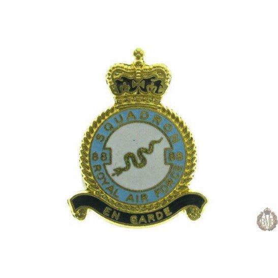88 Squadron Royal Air Force Lapel Badge RAF