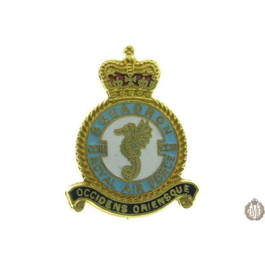 203 Squadron Royal Air Force Lapel Badge RAF