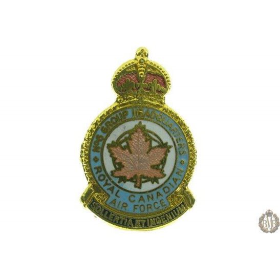 6 Group Headquarters Royal Air Force Lapel Badge RAF