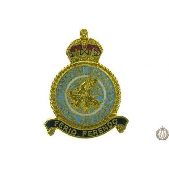 Transport Command Royal Air Force RAF Lapel Badge