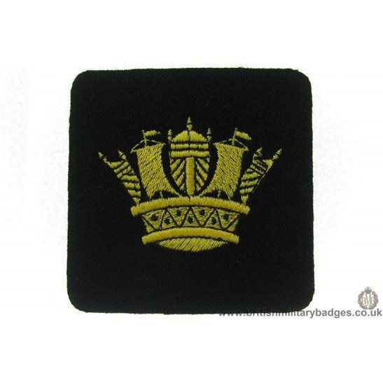 R1A/04 - Merchant Navy Blazer Badge