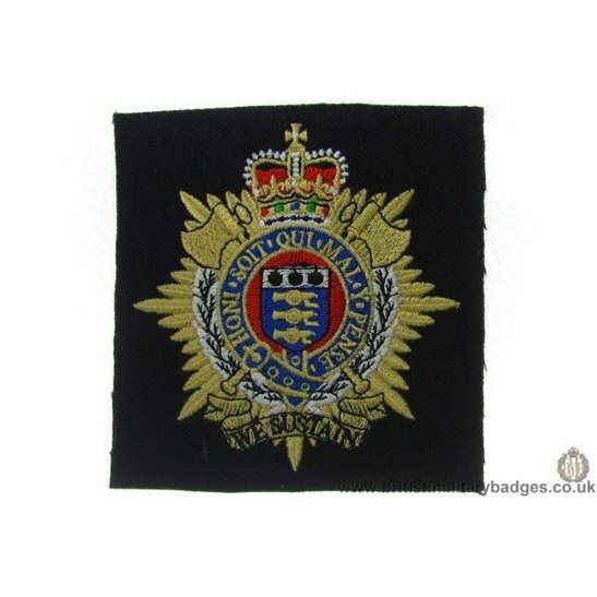 R1A/06 - Royal Logistics Corps RLC Blazer Badge