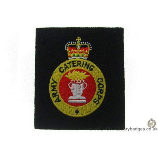 R1A/09 - Army Catering Corps ACC Blazer Badge