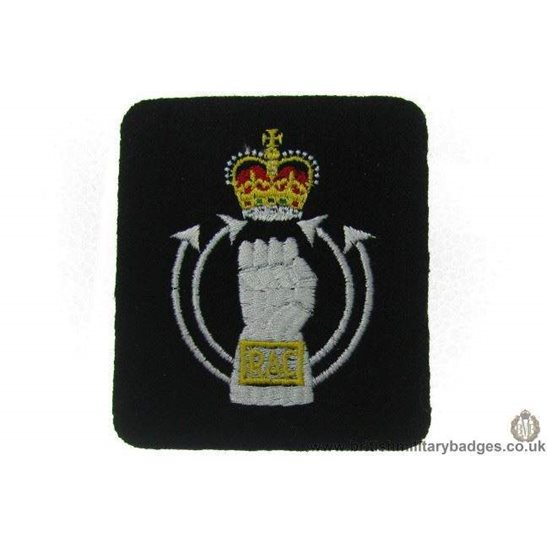 R1A/17 - Royal Armoured Corps RAC Blazer Badge